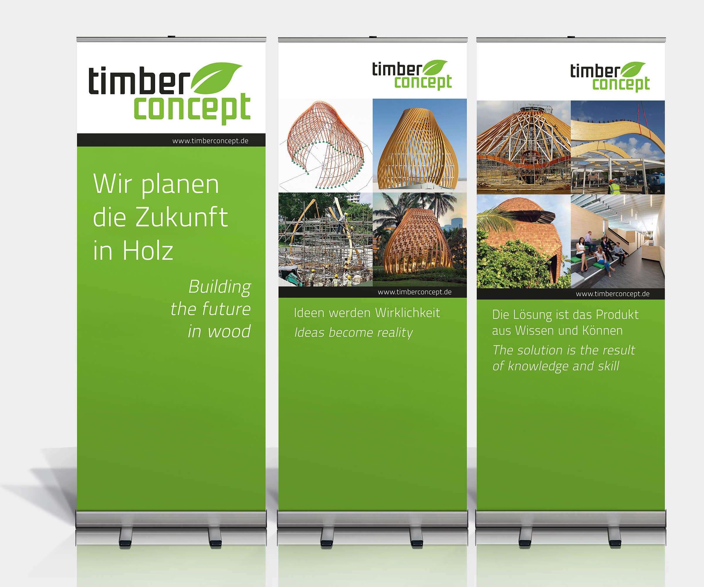 Roll-Up Timber Concept