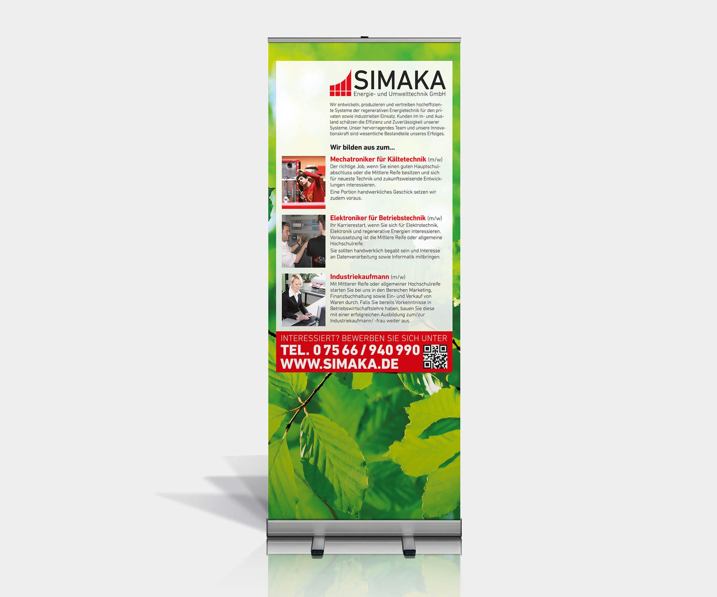 Roll-Up SIMAKA