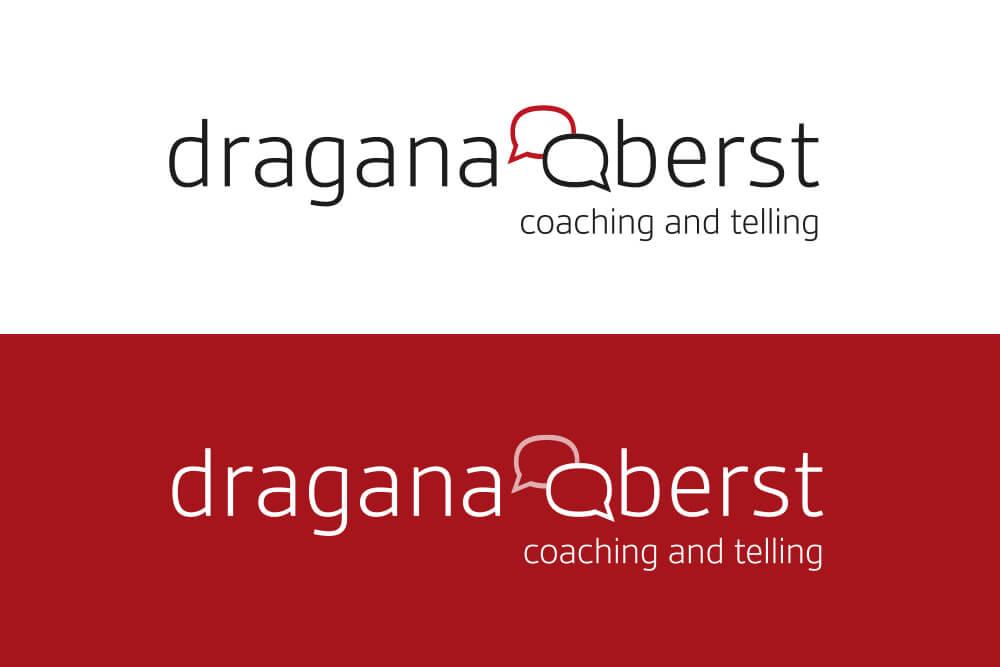 Logo Dragana Oberst